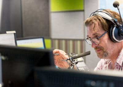 ABC Illawarra with Nick Rheinberger