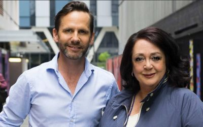 ABC Radio Sydney with Wendy Harmer and Robbie Buck